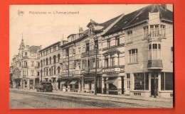 IAN-12  Middelkerke Avenue Léopold, Camion  ANIME. Non Circulé. No 1909 - Middelkerke