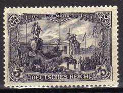 Deutsches Reich, 1915/19, Mi 96 B II, * [180217L]