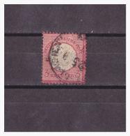 Deutsches Reich, 3 Kr. Brustschild MiNr. 25, 1872