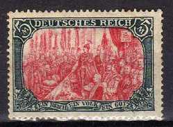 Deutsches Reich, 1915/19, Mi 97 B II, * [180217L]