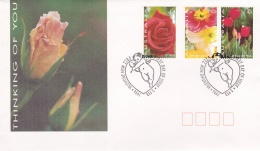 Australia FDC 1994 Roses (T8A6)