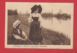 Lorraine Et Alsacienne - Costumes