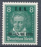 Stamp Germany 1927 MNH Lot#145