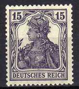 Deutsches Reich, 1917, Mi 101 ** [180217L]