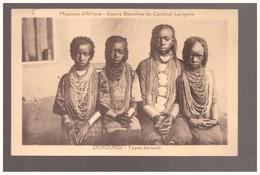 Ruanda - Missions D' Afrique - Soeurs Blanches Du Cardinal LAVIGERIE - OUROUNDI ( Urundi ) Types Barundi - Rwanda