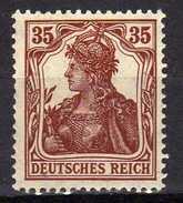 Deutsches Reich, 1918/1919, Mi 103 ** [180217L]