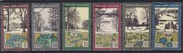 DDR - Michel - 1981 - Nr 2611/16  - Gest/Obl/Us