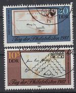 DDR - Michel - 1981 - Nr 2646/47  - Gest/Obl/Us