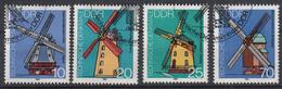 DDR - Michel - 1981 - Nr 2657/60  - Gest/Obl/Us