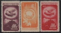 China/Chine - 1952 Conference Peace Asia/Pacific-Paix Asie/Pacifique-Frieden Asien/Pazifik  *
