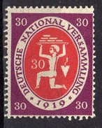 Deutsches Reich, 1919, Mi  110, ** [180217L]