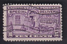 USA. Messager Exprès Motocycliste. EXPRES 11 - Motorbikes