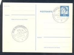 Germany Deutschland 1963 PS Card: Cavallo Horse Pferd Cheval Equestrian; Preis Von Europa Galopprennen Köln