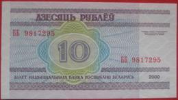 10 Rublei 2000 (WPM 23) - Belarus