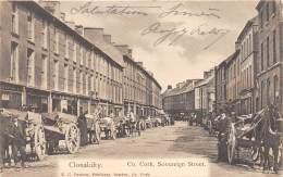 IRLANDE / Clonakilty - Co. Cork Sovereign Street - Beau Cliché Animé - Altri