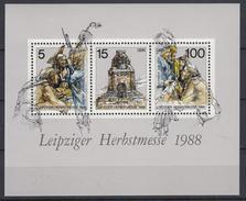 DDR - Michel - 1988 - BL 95 - MNH**