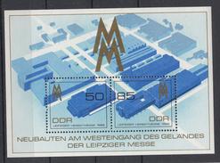 DDR - Michel - 1989 - BL 99 - MNH**