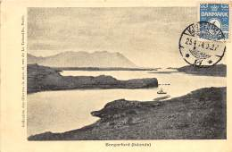 ISLANDE / Borgarford - Belle Oblitération