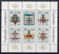 DDR - Michel - 1989 - Nr 3289/94 (Velletje) - MNH**