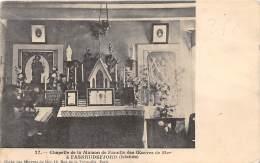ISLANDE / Faskrudsfjord - Chapelle De La Maison De Famille Des Oeuvres De Mer