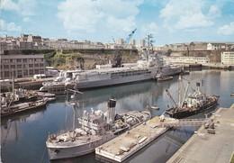 29---BREST----grand Port De Guerre Et De Commerce Le Porte-hélicopères La Jeanne-d'arc--voir 2 Scans - Brest