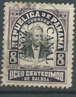 Panama  Canl Zone  - Yvert N° 21 Oblitéré Cw23102 - Panama