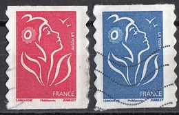 3389 Francia 2005-08 Marianne De Lamouche  Autoadesivo Perf. 6 E 3/4 (Phil@poste) France Viaggiato Used