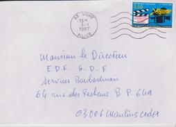 3,00f Festival De Cannes 1996: De Vichy à EDF Moulins - 1961-....