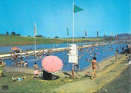 Les Lacs Zou Fou Dou La Piscine Bretagne D'Armagnac - Eauze - Francia