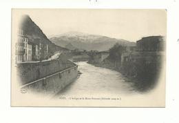CP.... Précurseur Photo  (neuve ,adresse Exclusive Au Verso)  De  FOIX  ( 09 )............à Voir - Foix