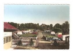 CPSM 90 BELFORT Camping Des Glacis Avenue D'Altkirch Entrée Tentes Caravanes Voitures - Belfort - Ville