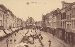 MALINES  -  Bailles De Fer. - Mechelen