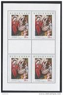 SLOVAKIA 2001 Paintings Set Of 2  Sheetlets  MNH / **.  Michel 381-82 - Blocks & Sheetlets
