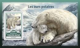 Togo. 2016 Polar Bears. (615b)