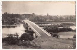 Dep 03 - Le Veurdre - Le Pont -  Carte à 0.90 Euro - France
