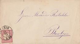 DR Brief EF Minr.19 K2 Leipzig 14.12.74 Gel. Nach Bautzen - Briefe U. Dokumente