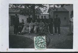 TOUL  MILITAIRES 1907