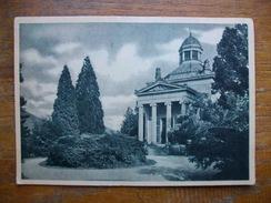 Carte Assez Rare , Allemagne , Baden-baden , Stourdza-kapelle