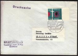 Germany Berlin 1963 / NAPOSTA / Philatelic Exhibition - Briefmarkenausstellungen