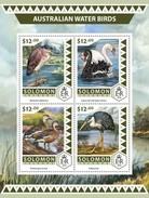Solomon Islands. 2016 Australian Water Birds. (516a)