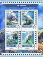 Solomon Islands. 2016 Dugong. (524a)