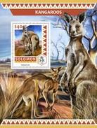 Solomon Islands. 2016 Kangaroos. (520b)