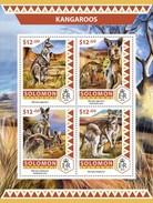 Solomon Islands. 2016 Kangaroos. (520a)