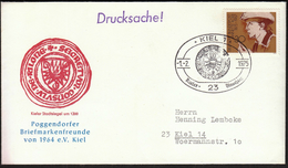 Germany Kiel 1975 / Coat Of Arms