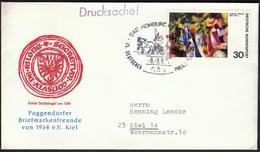 Germany Kiel 1971 / Post Coach