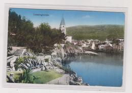 CROATIA VELI LOSINJ LUSSINGRANDE Nice Postcard - Croatia