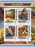 Solomon Islands. 2016 Paul Gauguin. (513a)