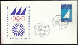 Germany Kiel 1969 / Olympic Games Munich 1972 / Sailing