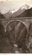 Saint-Sauveur  Le Pont Napolléon ( 65m. Au-dessus Du Gave)