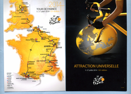 TOUR DE FRANCE 2014 - Cyclisme
